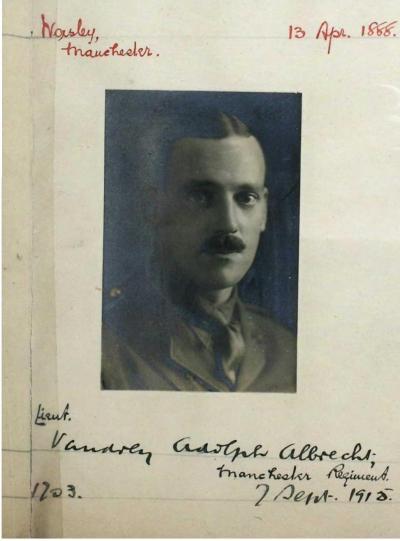 Vaudrey Adolph Abbrecht