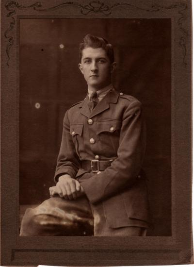 Winston Redvers Edwin Scrivener