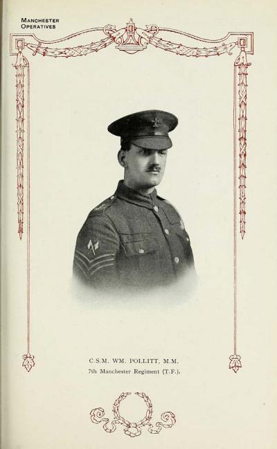 William Pollitt