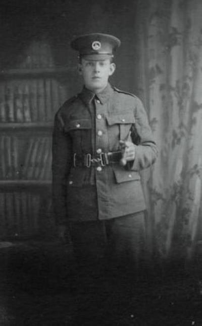 John Wilfrid Clive Bagshaw