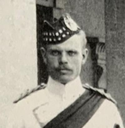 James Melvill   Hamilton
