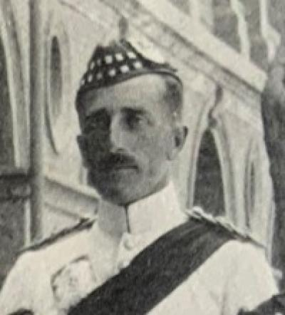 Percy Melville   Mackenzie