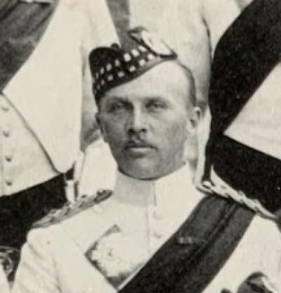 Charles Gilbert Dingwall  Huggins